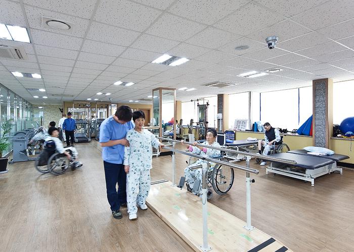 Sarang Hospital First Reit