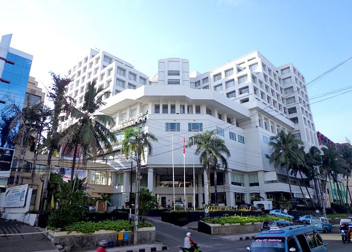 Siloam Hospitals Manado Amp Hotel Aryaduta Manado First Reit